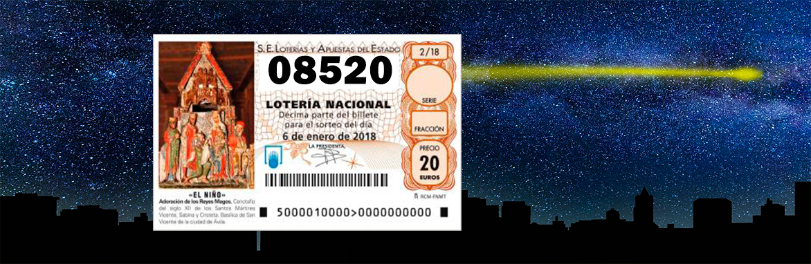Loteria del niño 2018